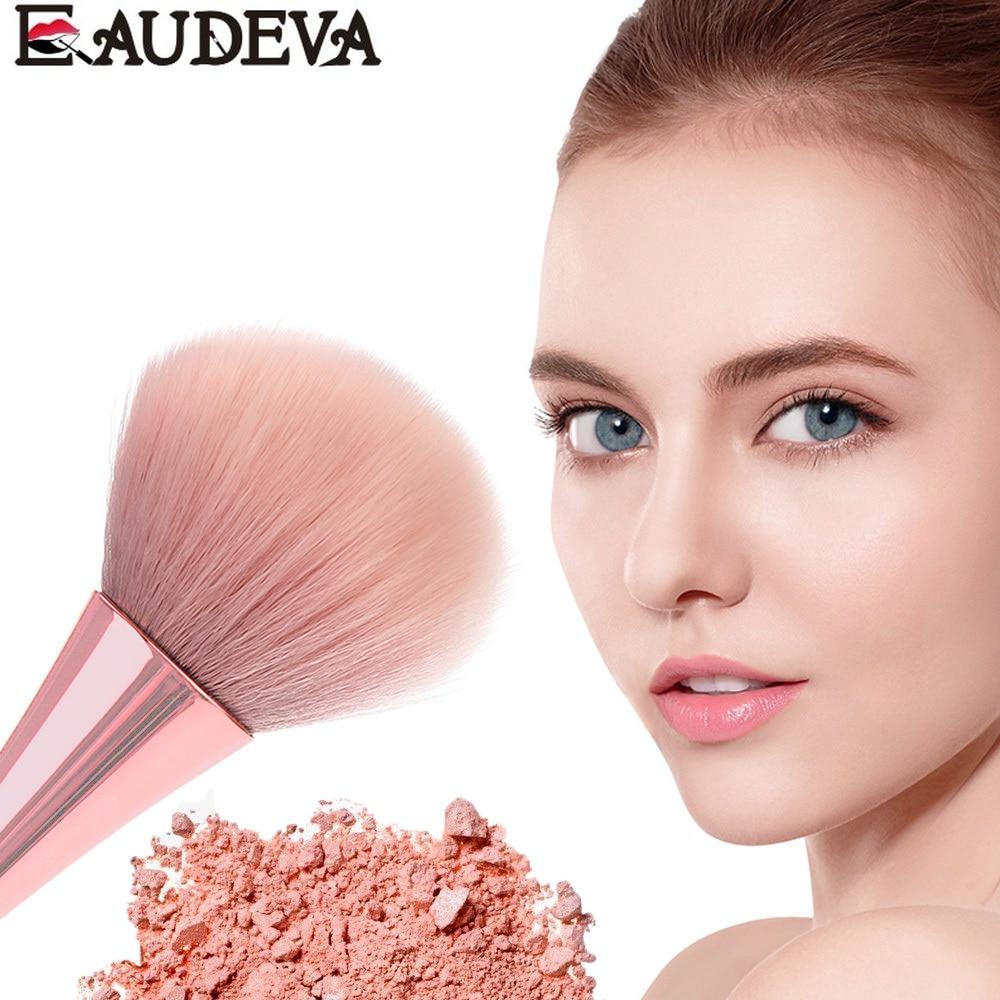 Makeup Brushes Beauty Tool Foundation Loose Powder Concealer Blending Blush Plastic Handle Brush Cosmetic Beauty Makeup Tool