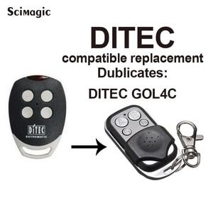 Image 2 - 433,92 Mhz Duplikator Kopie Fernbedienung Für DITEC Beninca DEA Marantec Für Garage Tür Tor Schlüssel Fob