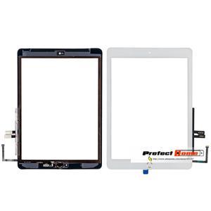 Image 3 - Für iPad 6th 2018 A1893 A1954 Touchscreen Glas Montage Ersatz + Home Taste + Eröffnung Werkzeuge + Gehärtetem Glas