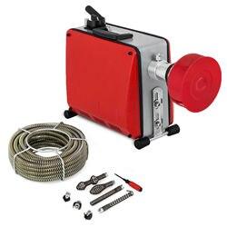 390W Rohrreiniger Abwasser32-100mm Rohrreinigung smaschine  Elektrisch Plumbing