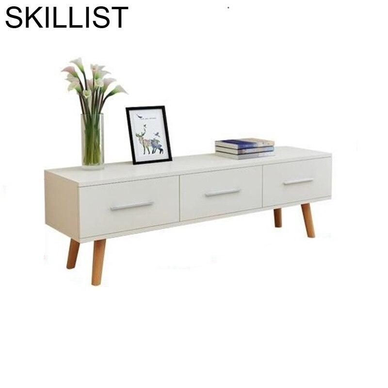 Living Room Cabinet Moderne Standaard Tele Furniture Riser Soporte De Nordic European Wood Mueble Meuble Table Monitor TV Stand