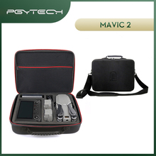 Mavic 2 حقيبة تخزين صلبة للطائرة بدون طيار Mavic 2 Pro /Zoom ، وحقيبة حمل ، وحقيبة تخزين مع كاميرا وصندوق تحكم ذكي