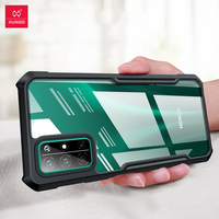 XUNDD Shockproof Case For Honor 30S Case Transparent Cover Protective Airbag Bumper Soft Back Shell For Honor 30 Pro Pro+ Case