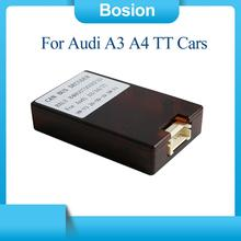 Autoradio Stereo per Audi A3 A4 TT auto Canbus Box Android 2 din /1 din