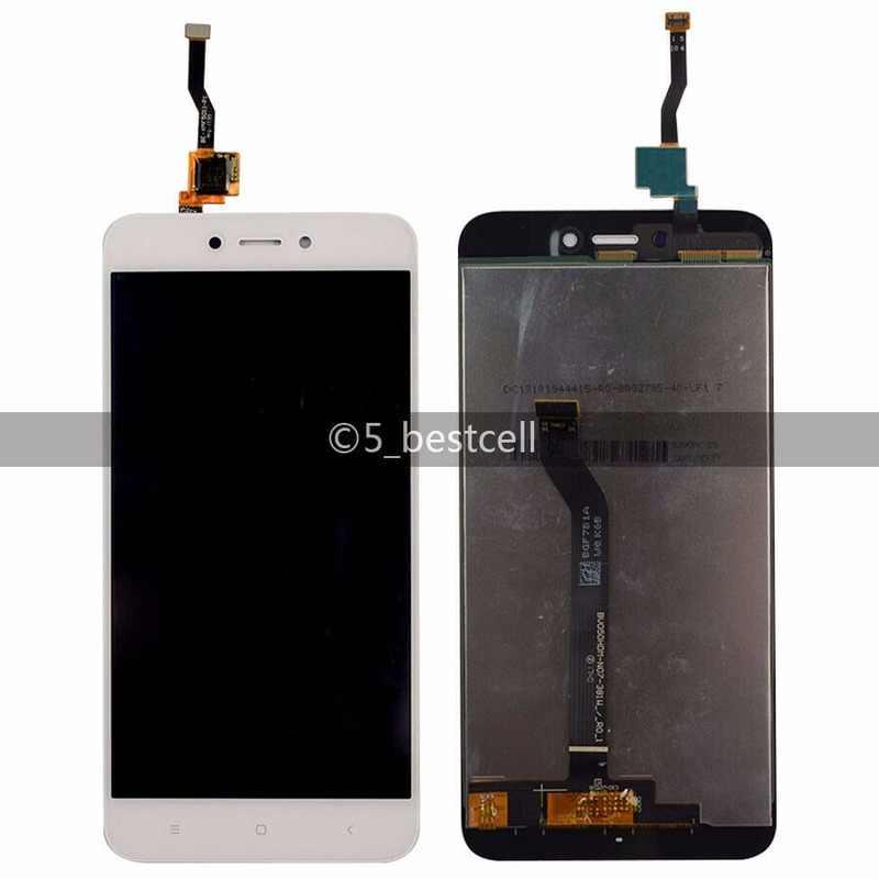Original testado lcd para xiaomi redmi hongmi 4x pro toque digitador da tela lcd assembléia quadro