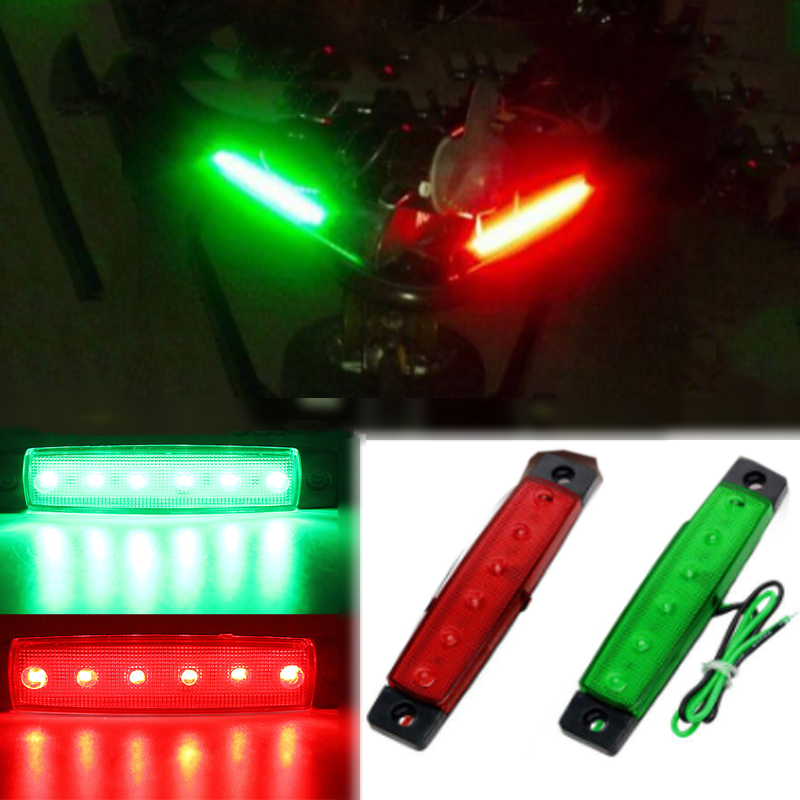 12v Waterproof LED Marine Led Light Courtesy & Utility Strip Navigation Light For Boats