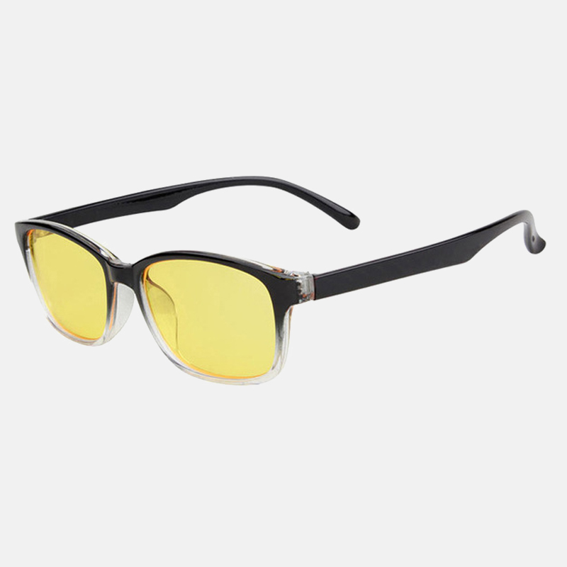 Black clear yellow