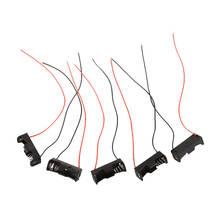 5 шт 1 23a a23 12v держатель для хранения батареи чехол сотового