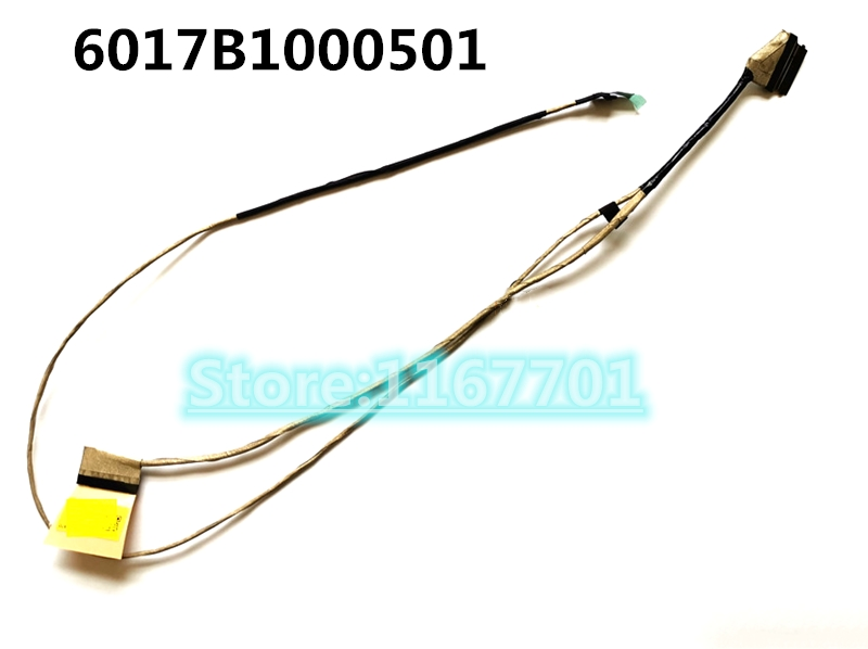 New Original Laptop/Notebook LCD/LED/LVDS Cable For HP 14-CF 14-DF 6017B1003801 L24492-001 6017B1003701 6017B1000501