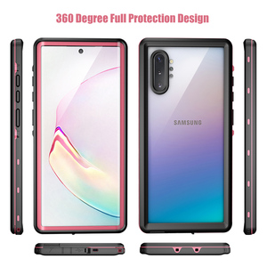 Image 5 - IP68 Waterproof Case For Samsung Note 10 10Plus Case Underwater Diving Swim Proof Dustproof Full Cover For Samsung Note 10+ Case