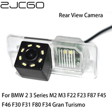 ZJCGO CCD Car Rear View Reverse Back Up Parking Camera for BMW 2 3 Series M2 M3 F22 F23 F87 F45 F46 F30 F31 F80 F34 Gran Turismo