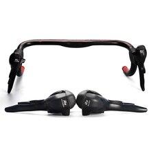 1 Pair Road Bike Shifter 7S 8S 9S 10S 11S Double Speed STI Bike Shift Brake Levers Groupset For