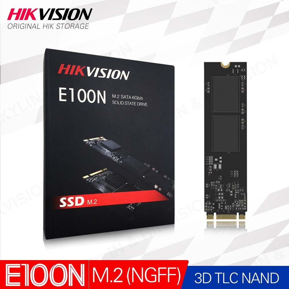 Hikvision HikStorage SSD 555MB s MAX 128GB 256GB 512GB 1TB M 2 2280 interface SATA III Protocol Internal Solid State Disk 3D TLC