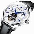 Топ люксовый бренд бизнес турбийон автоматические механические часы мужские модные наручные часы из нержавеющей стали Moon Phase DIASTERIA 2019
