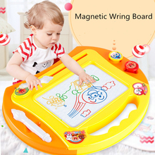 Children Boy and Girl Magnetic Color Drawing Board Toys Kids Writing Early Education Gift