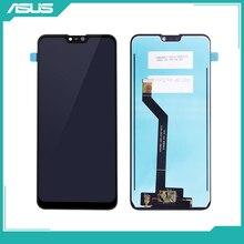 Asus Zenfone 5 最大プロ M2 ZB631KL Lcd ディスプレイタッチスクリーンデジタイザのためのフレームなし ASUS ZB631KL フルスクリーン