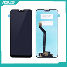 Per ASUS ZenFone Max Pro M2 ZB631KL Display LCD Touch screen digitizer Assembly senza cornice Per ASUS ZB631KL a Schermo Intero