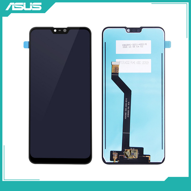 Per ASUS ZenFone Max Pro M2 ZB631KL Display LCD Touch screen digitizer Assembly senza cornice Per ASUS ZB631KL a Schermo Intero