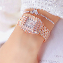 Beauty Diamond Watch For Women Relogio Feminino Quartz Analog Luxury Watch Rose Gold Watch Quartz Clock 2019 Reloj Mujer Montre цена 2017