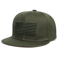 Haute qualité drapeau américain Camouflage casquette de Baseball pour hommes chapeau de relance armée drapeau américain casquette de Baseball os camionneur Gorras