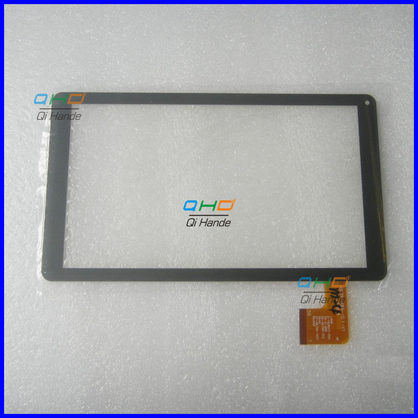 Black Or White New 10.1 Inches HSCTP-493-10.1-V1 Tablet PC Touch Screen Panel Digitizer Sensor Replacement 10.1'' HSCTP-493