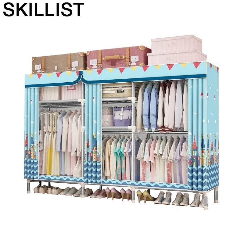 Ropero Placard Rangement Armario Tela Kleiderschrank Szafa Mobili Dresser De Dormitorio font b Closet b font