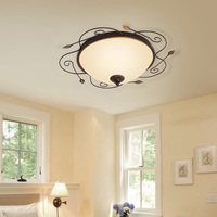Modern LED chandelier ceiling living room suspended lamps glass ball deco fixtures novelty lighting restaurant hanging lights