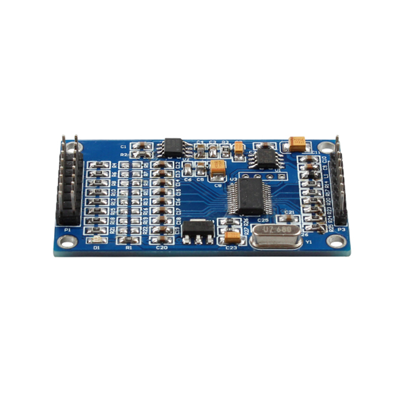 24-Bit 8-Channel ADS1256 ADC AD Module High Precision ADC Acquisition Data Acquisition Card XD-86