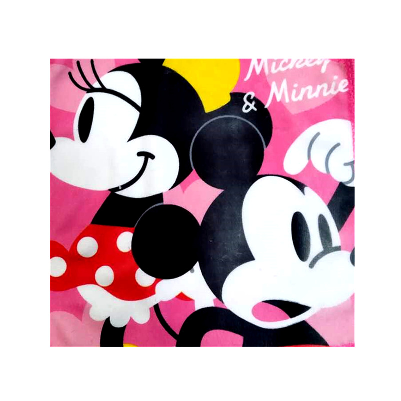 Disney Born Soft Baby Cotton Towel Feeding Wipe Cloth Square Face Hand Small Towel For Infant Kids Feeding Towel 20*20cm