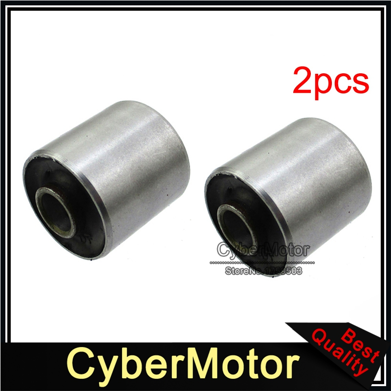 2x Engine Mount Bushing For GY6 125cc 150cc 4 Stroke 157QMJ Scooter Moped ATV Quad