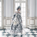 Custom 】 Cinderella dance version of OP classical dolls lolita dresses