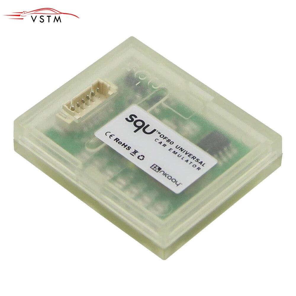 SQU OF80 Универсальный Автомобильный эмулятор SQU OF80/OF68 поддерживает IMMO для установки датчика тахометра
