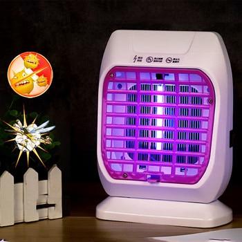 Thrisdar 8W New UV Sterilizer Lamp DC5V USB Powered Germicidal Disinfection Lamp Ultraviolet Sterilization Germicidal Light