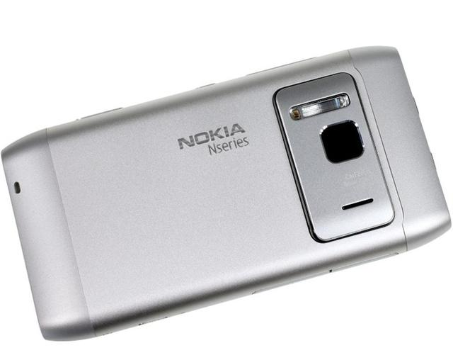 """Nokia N8 Original Unlocked Mobile Phone 3G WIFI GPS 12MP Camera 3.5"""" Touch Screen 16GB Storage Used and Refurbished Cell Phone"""