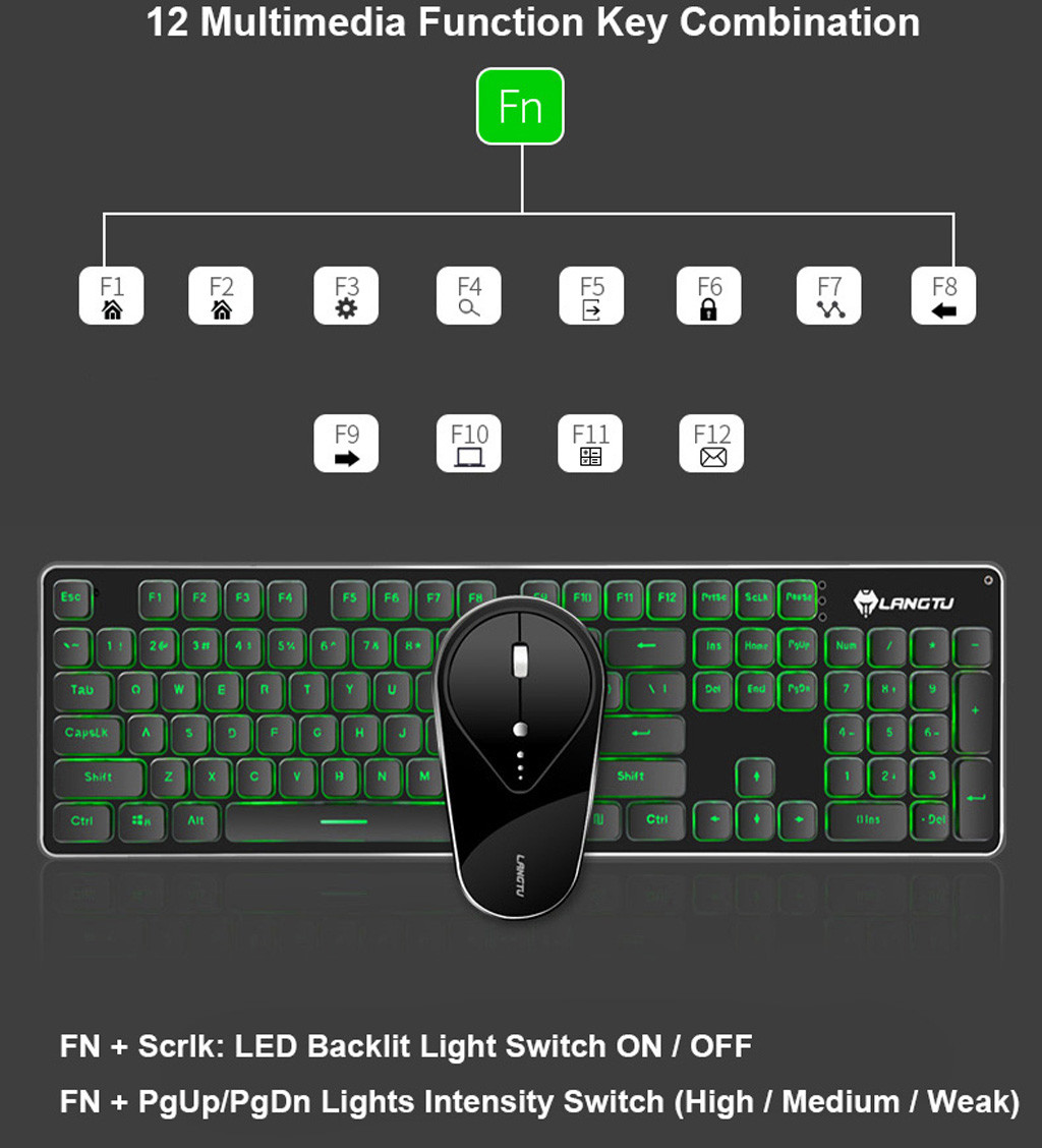 Cheap Combos de teclado e mouse