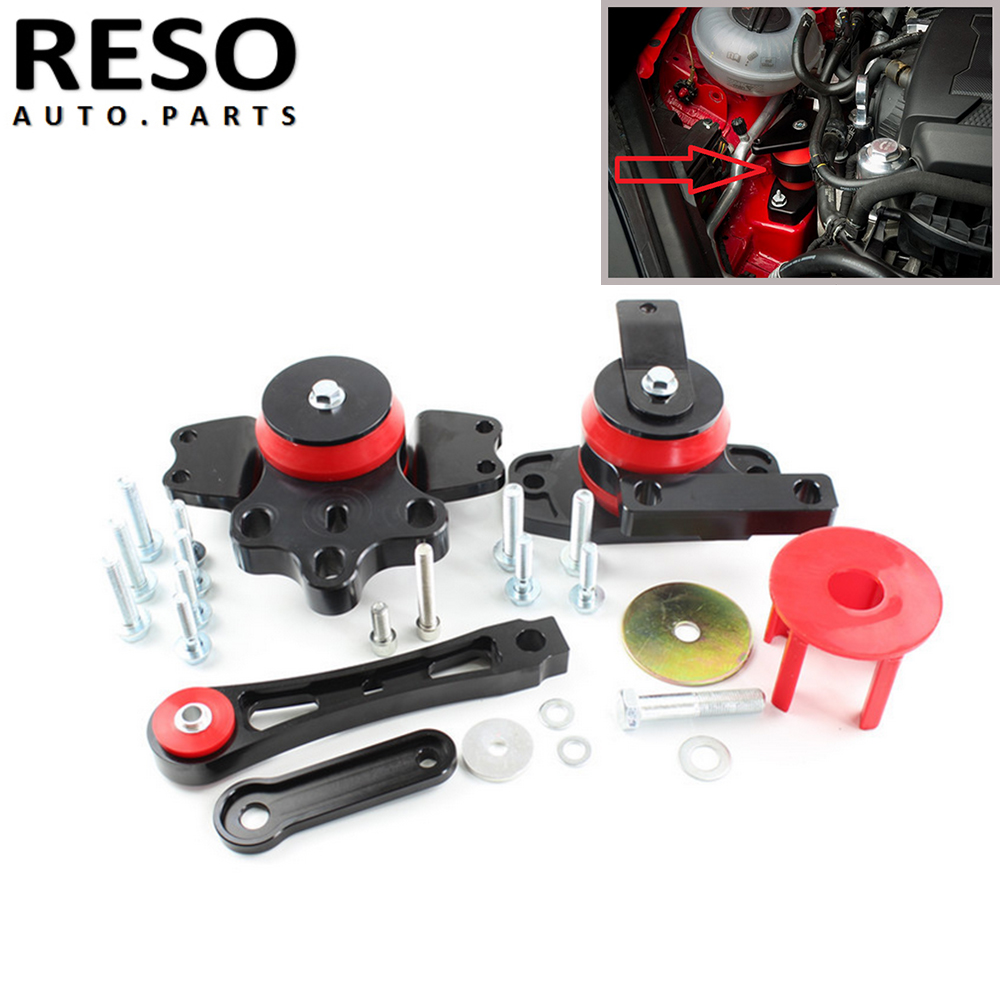 Transmission Pendulum Insert Engine Mount Kits For VW Golf GTI Jetta MK5 MK6 Passat Audi TT A3 2.0 TSI
