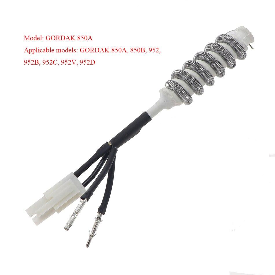 220V Hot Air Gun 850 Heater HEATING ELEMENT for 850A 850B 950 Soldering station
