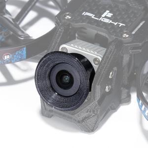 Image 4 - 2 pièces iFlight 3D imprimé protection dobjectif de caméra en TPU pour appareil photo DJI air unit FPV