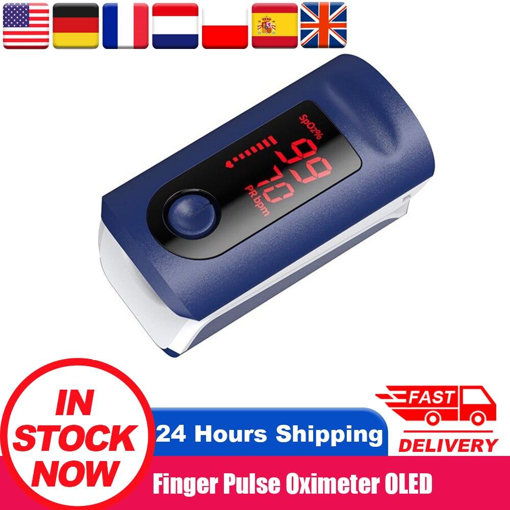 Пальчиковый Пульсоксиметр домашний семейный Пульс оксиметр пульсиоксиметр пальцевой Пульсоксиметр Led Oled SPO2 PR монитор|Артериальное давление|   | АлиЭкспресс