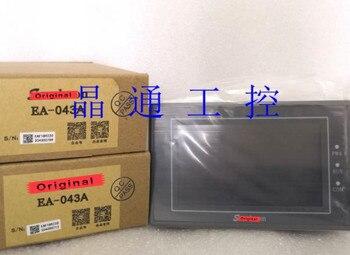 Tela de toque HMI EA-043A novo 4.3 polegada 480*272 Human Machine Interface фото