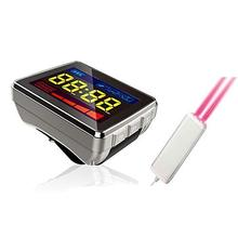 Laser Therapy Watch 650nm Low Level Laser Care High Blood & High Sugar Pressure Cold Red Light Treatment on Throat