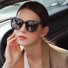 New Brand Design Square Sunglasses Women Oversized Frame Vintage Sun Glasses Oculos de sol UV400 Goggles Shades Cheap Sunglasses