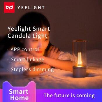 Xiaomi Yeelight Candela Light mi Smart home Led night light Smart APP Control work with Xiaomi Mi Home APP Yeelight APP