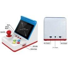 Nueva Mini máquina de juegos Retro/Vintage USB con cable Arcade con 360 juegos integrados doble manijas