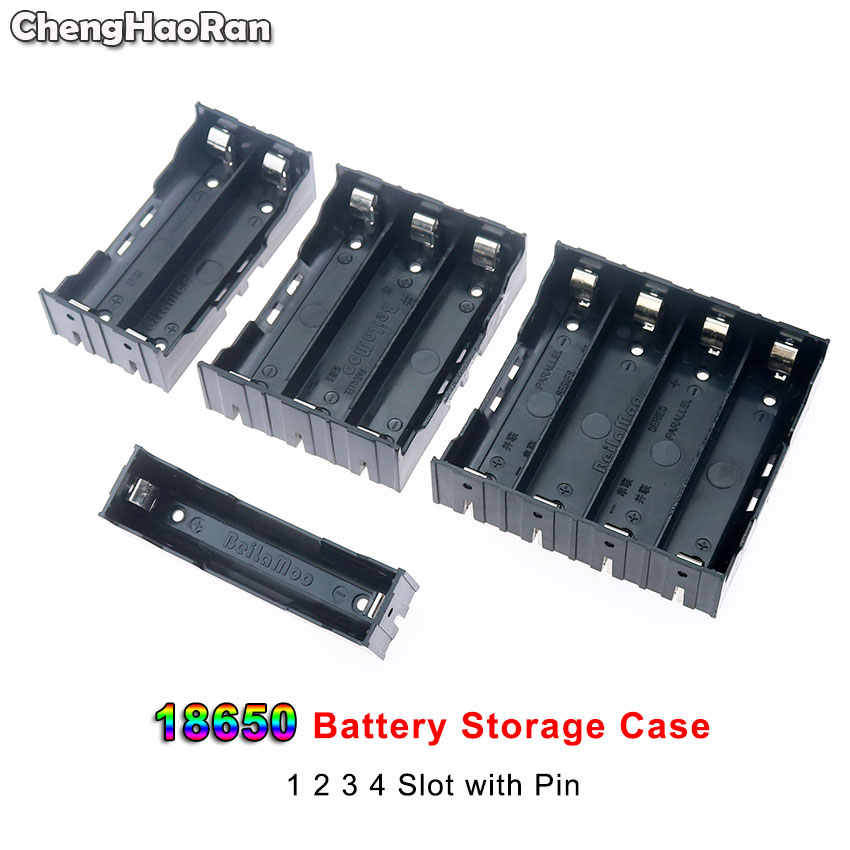 ghdonat.com Electronics Battery Holders 4Pcs 18650 Battery Holder ...