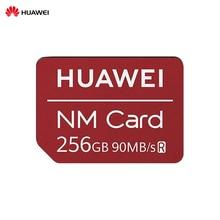 Бренд 90 МБ/с. скорость 100% оригинал Для Huawei Mate 20/20 Pro/20X/20RS/P30/P30 Pro нм Card 64 Гб/128 ГБ/256 ГБ Nano карта памяти USB3.1