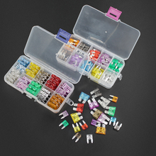 Car-Fuses Mini Assortment Auto Medium with Storage-Case Kit 30a/35a-Amp