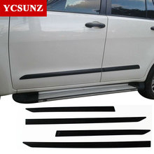 Body Kits Car Body Trim Body Guards For Toyota Fortuner Hilux Sw4 2016 2017 2018 2019