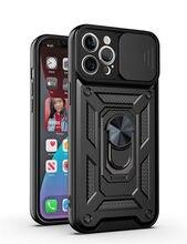 เกราะป้องกันกล้องยึดสำหรับโทรศัพท์ iPhone 12 11 Pro Max X XR XS สูงสุด12 Mini 7 8 plus กันกระแทกปกหลังแม่เหล็ก