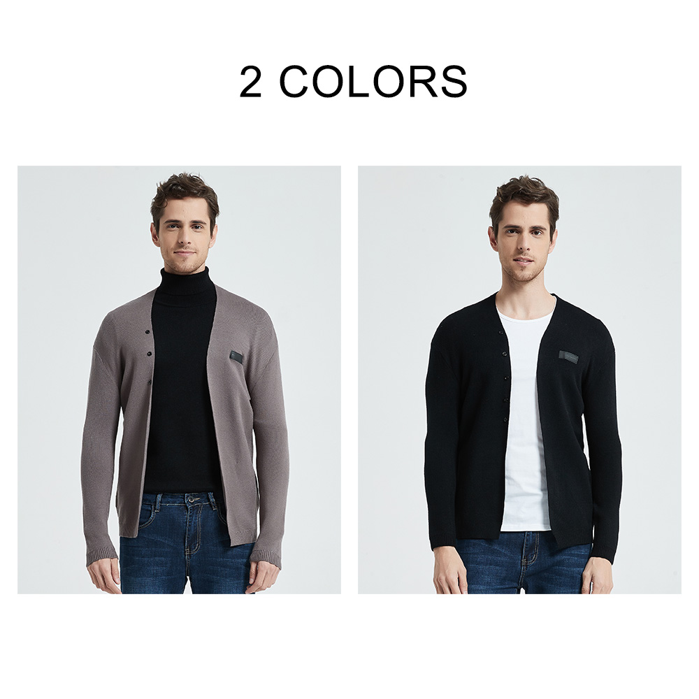 Top SaleCOODRONY Sweater Men Coat Cardigans B11 Knitted Wool Winter Casual New Autumn And Cotton